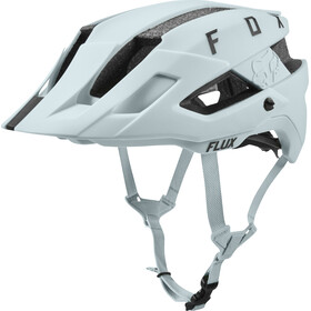 Fox Flux Solid Trail Helmet Herren iced